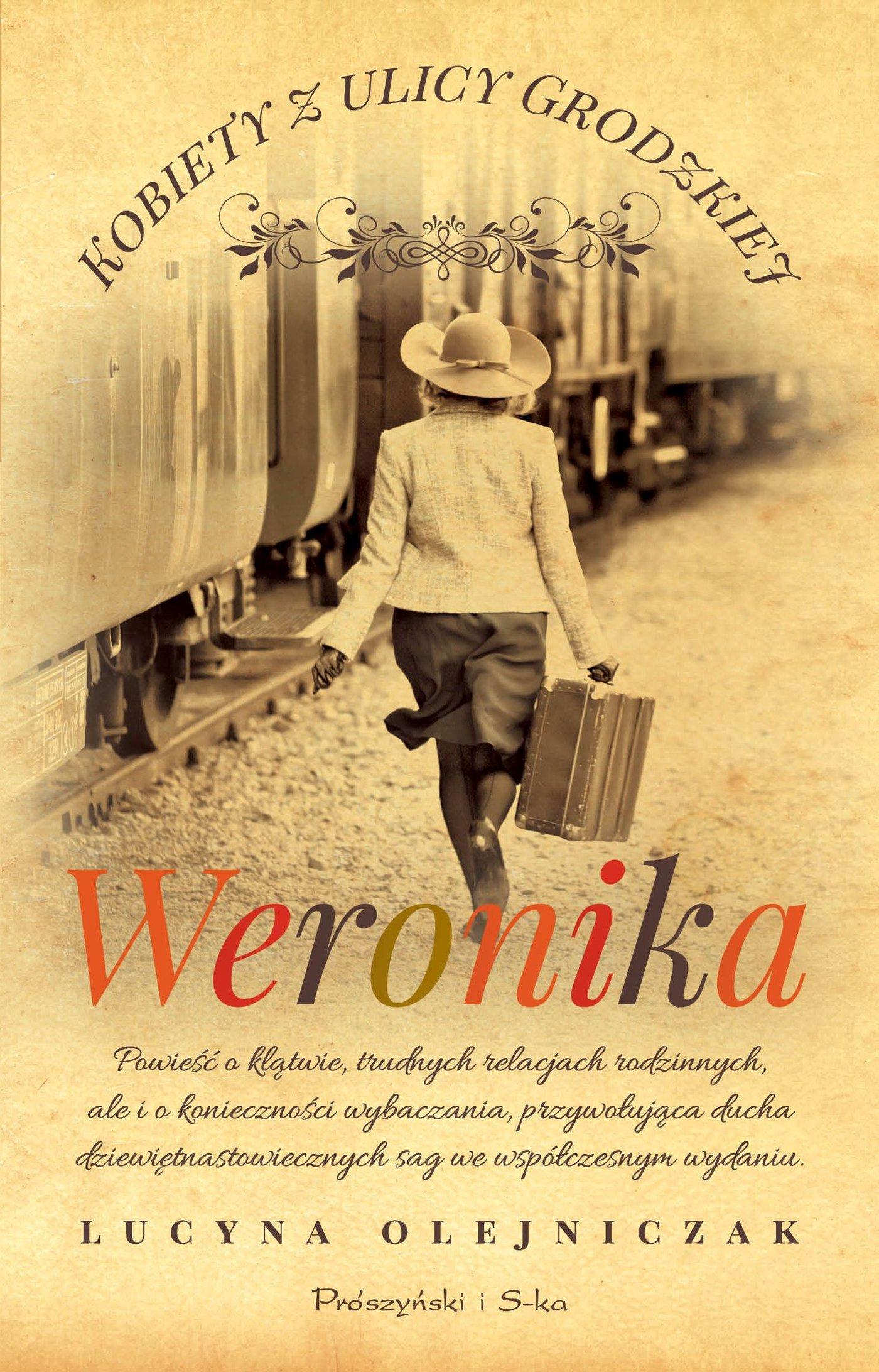 Kobiety z ulicy Grodzkiej. Weronika - Ebook (Książka na Kindle) do pobrania w formacie MOBI
