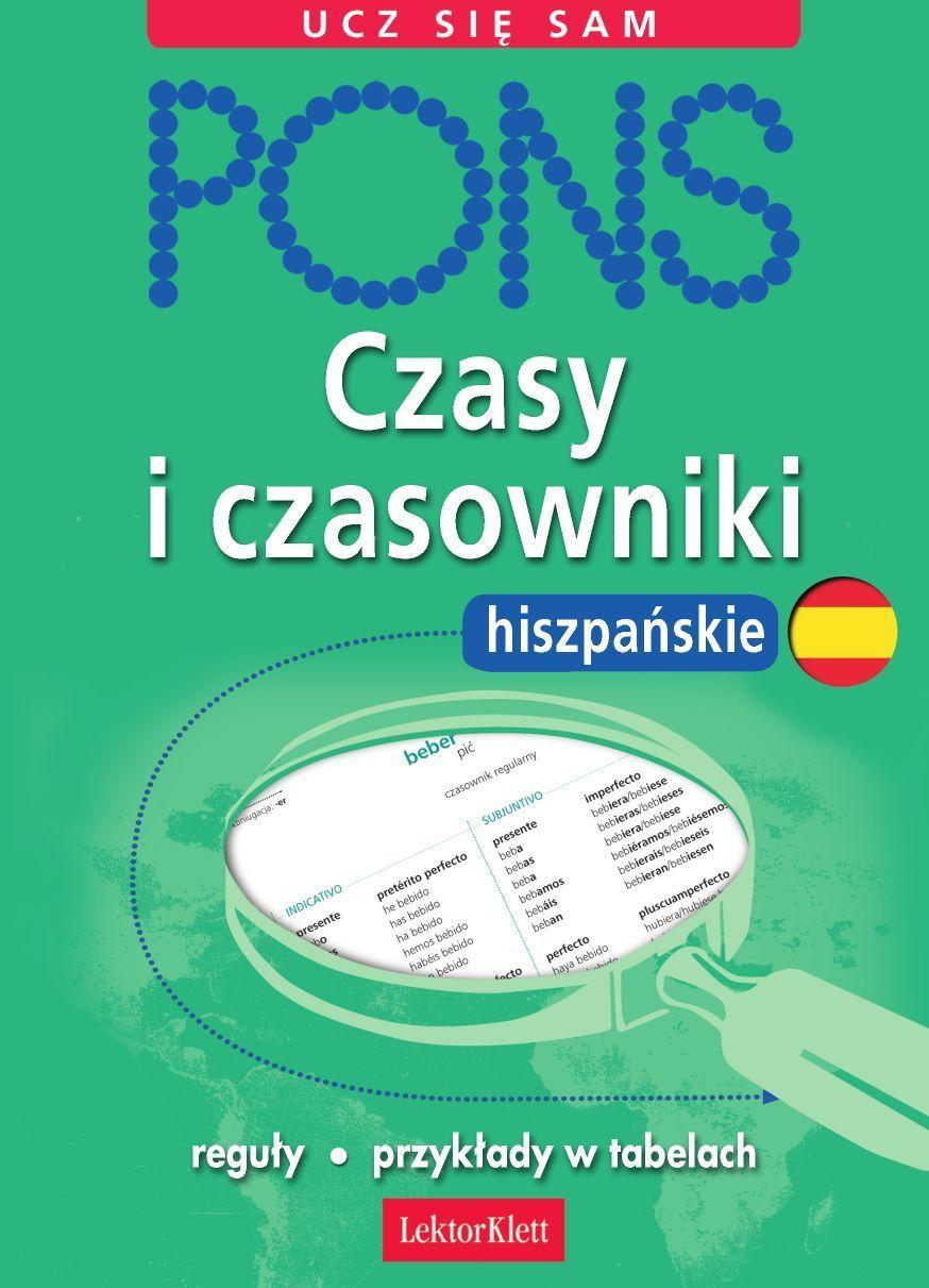 Czasy i czasowniki hiszpańskie - Ebook (Książka PDF) do pobrania w formacie PDF