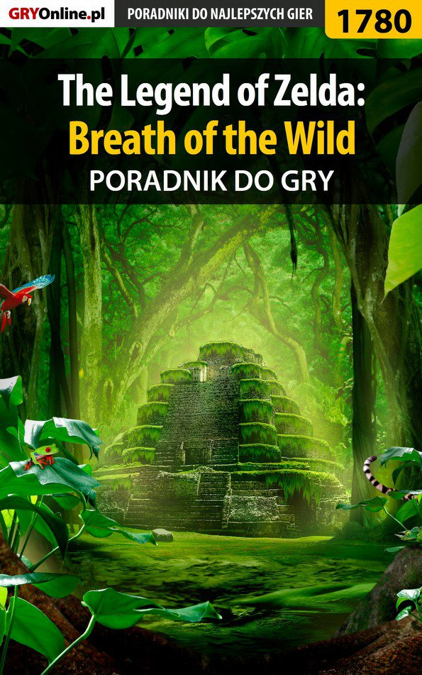 The Legend of Zelda: Breath of the Wild - poradnik do gry - Ebook (Książka PDF) do pobrania w formacie PDF