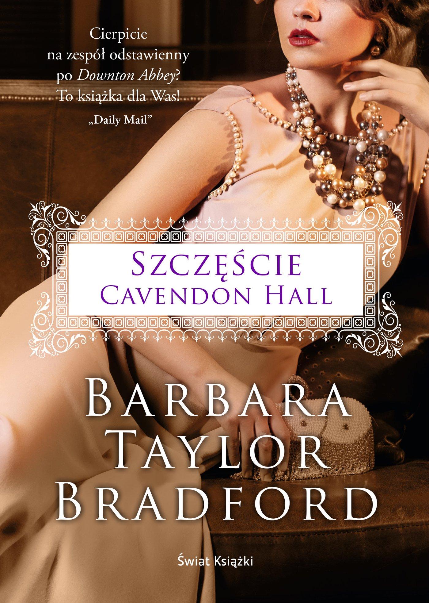 Szczęście Cavendon Hall - Ebook (Książka na Kindle) do pobrania w formacie MOBI