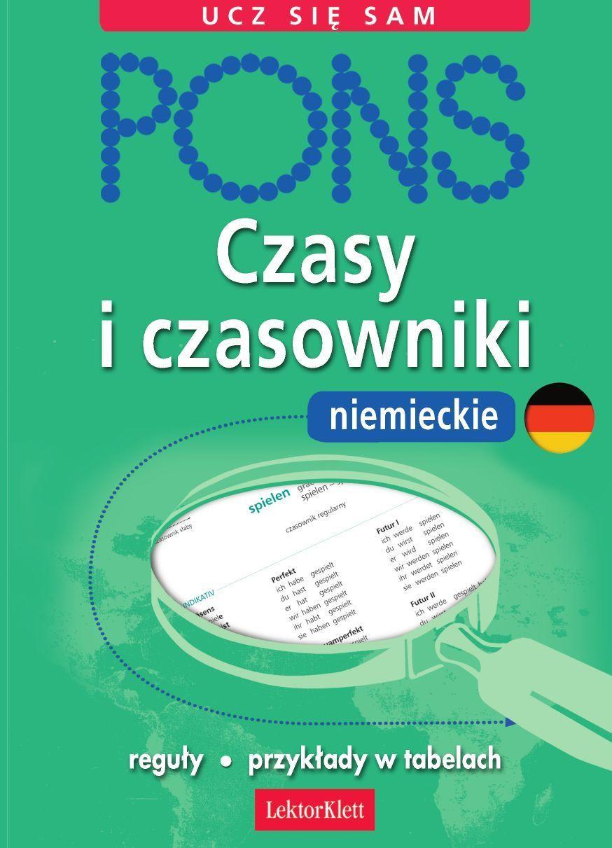 Czasy i czasowniki niemieckie - Ebook (Książka PDF) do pobrania w formacie PDF
