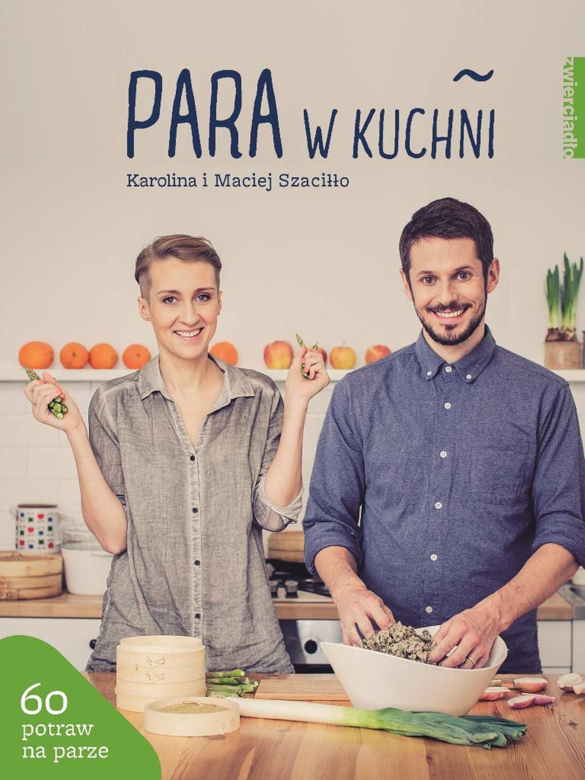 Para w kuchni - Ebook (Książka EPUB) do pobrania w formacie EPUB