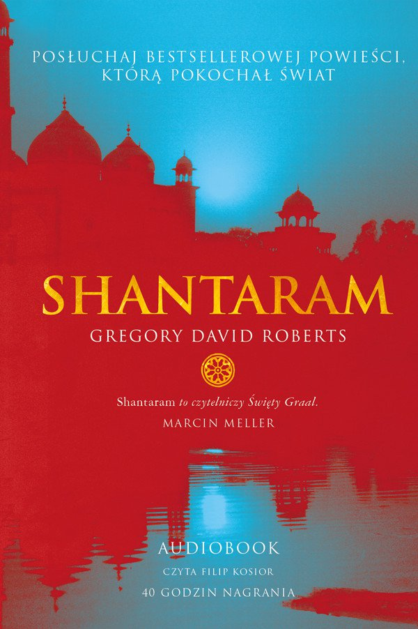Shantaram - Audiobook (Książka audio MP3) do pobrania w całości w archiwum ZIP
