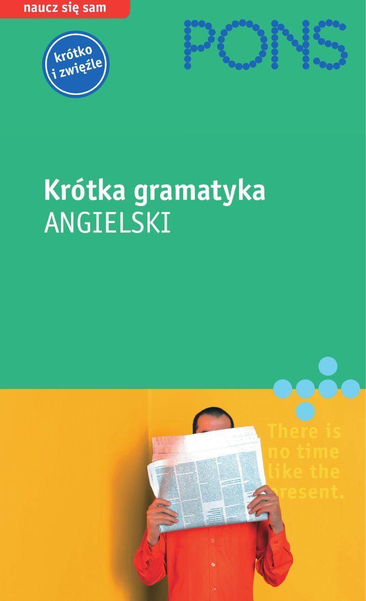 Krótka gramatyka języka angielskiego - Ebook (Książka PDF) do pobrania w formacie PDF