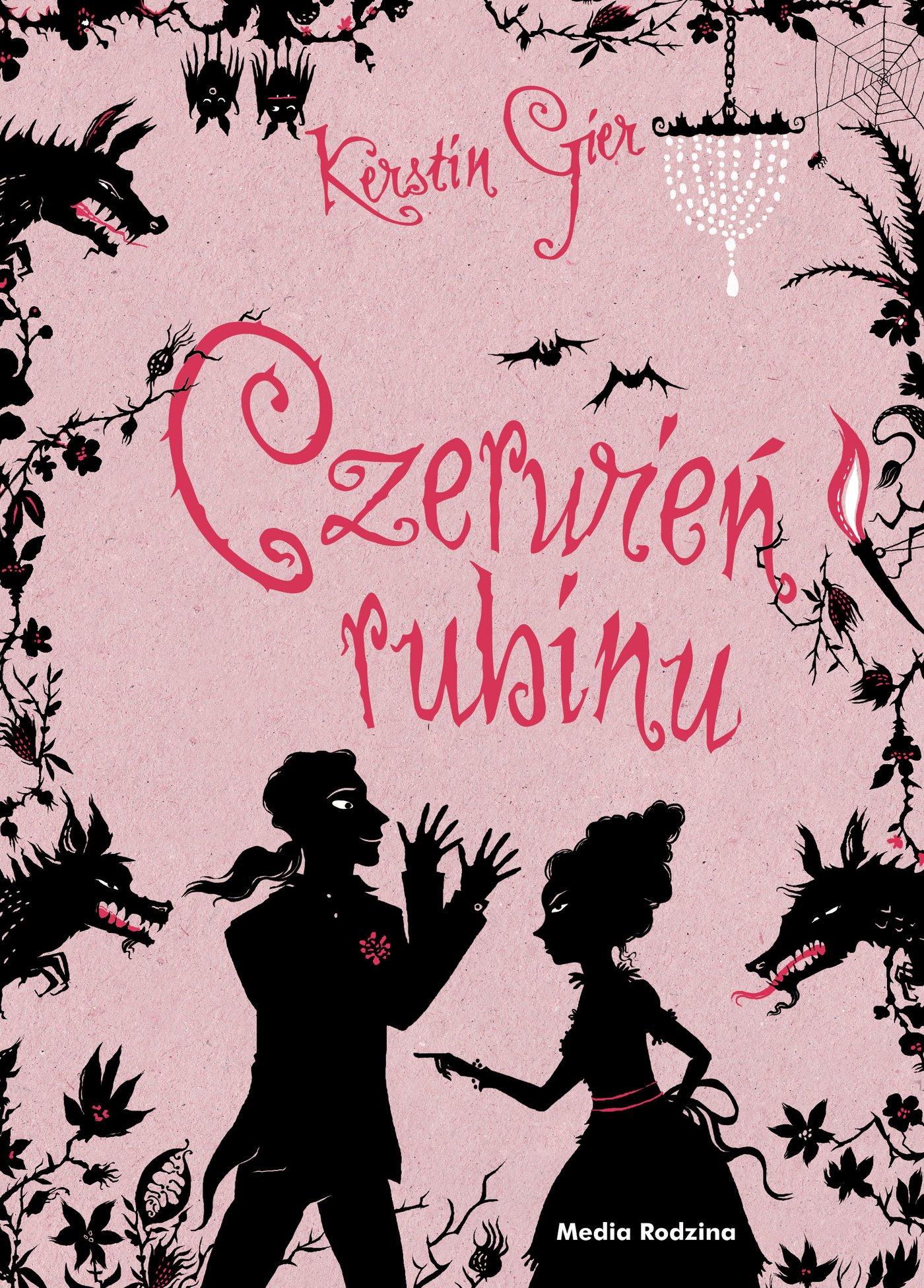 Trylogia czasu. Czerwień rubinu - Ebook (Książka EPUB) do pobrania w formacie EPUB