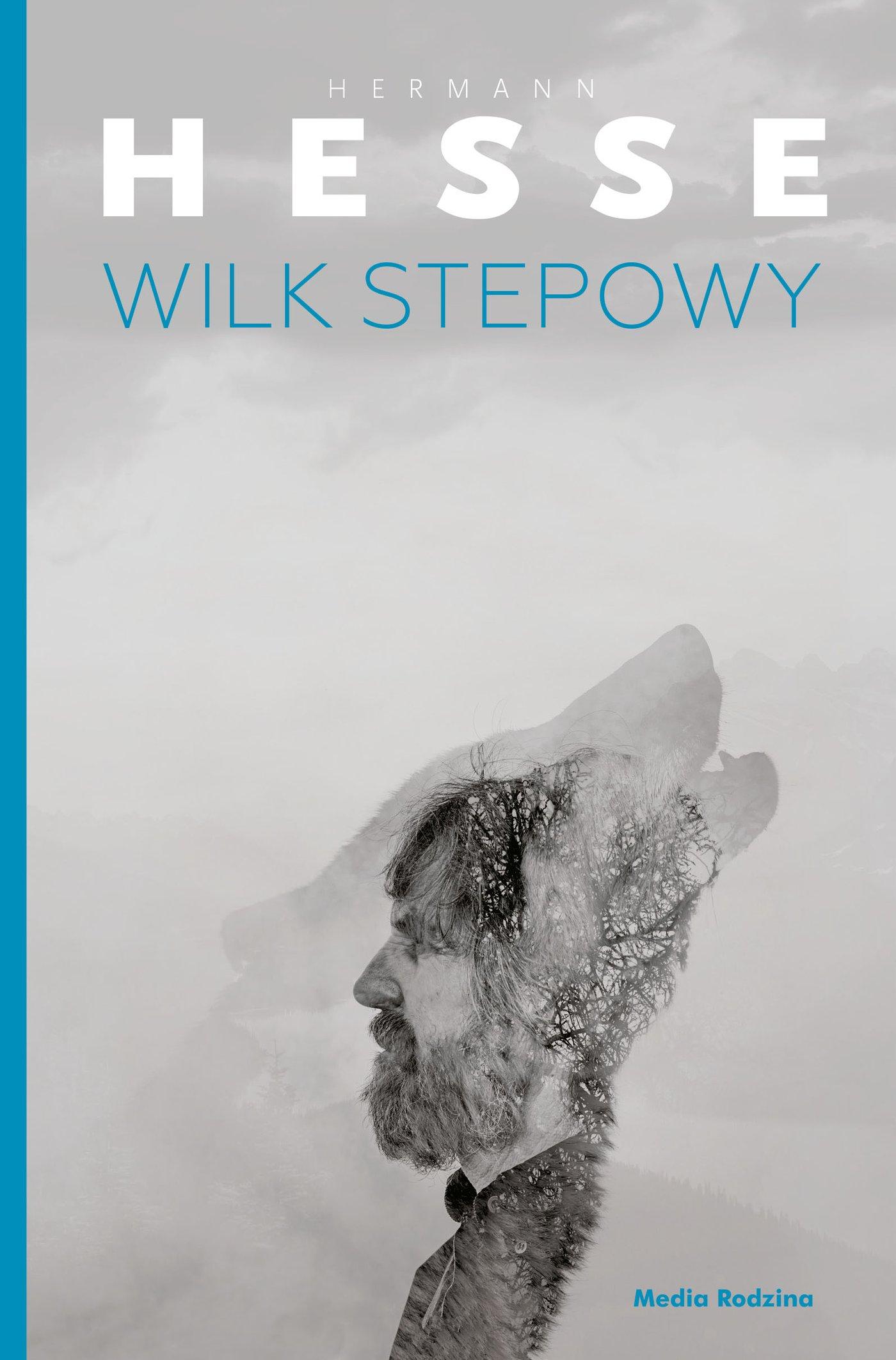 Wilk stepowy - Ebook (Książka na Kindle) do pobrania w formacie MOBI