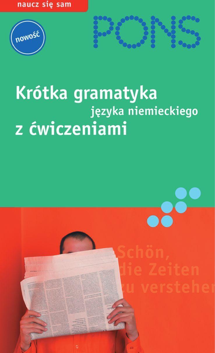 Krótka gramatyka języka niemieckiego - Ebook (Książka PDF) do pobrania w formacie PDF