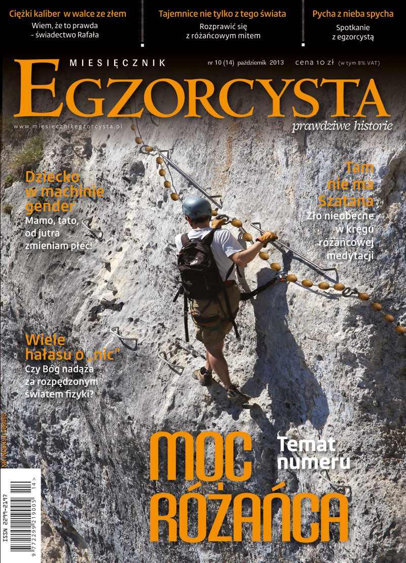 Miesięcznik Egzorcysta 14 (10/2013) - Ebook (Książka PDF) do pobrania w formacie PDF