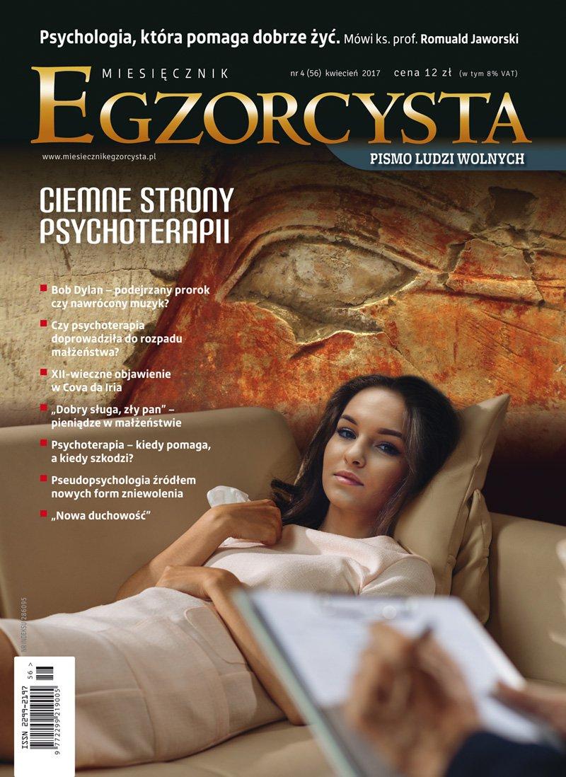 Miesięcznik Egzorcysta 56 (kwiecień 2017) - Ebook (Książka PDF) do pobrania w formacie PDF