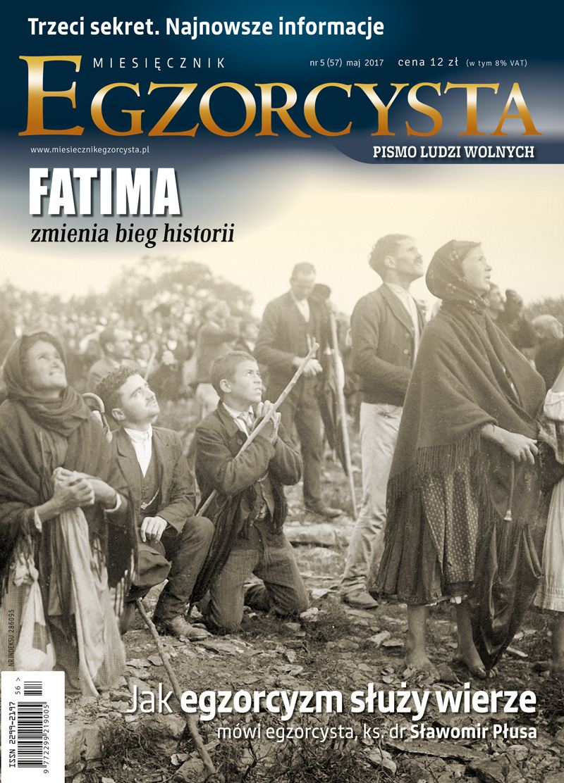 Miesięcznik Egzorcysta 57 (5/2017) - Ebook (Książka PDF) do pobrania w formacie PDF