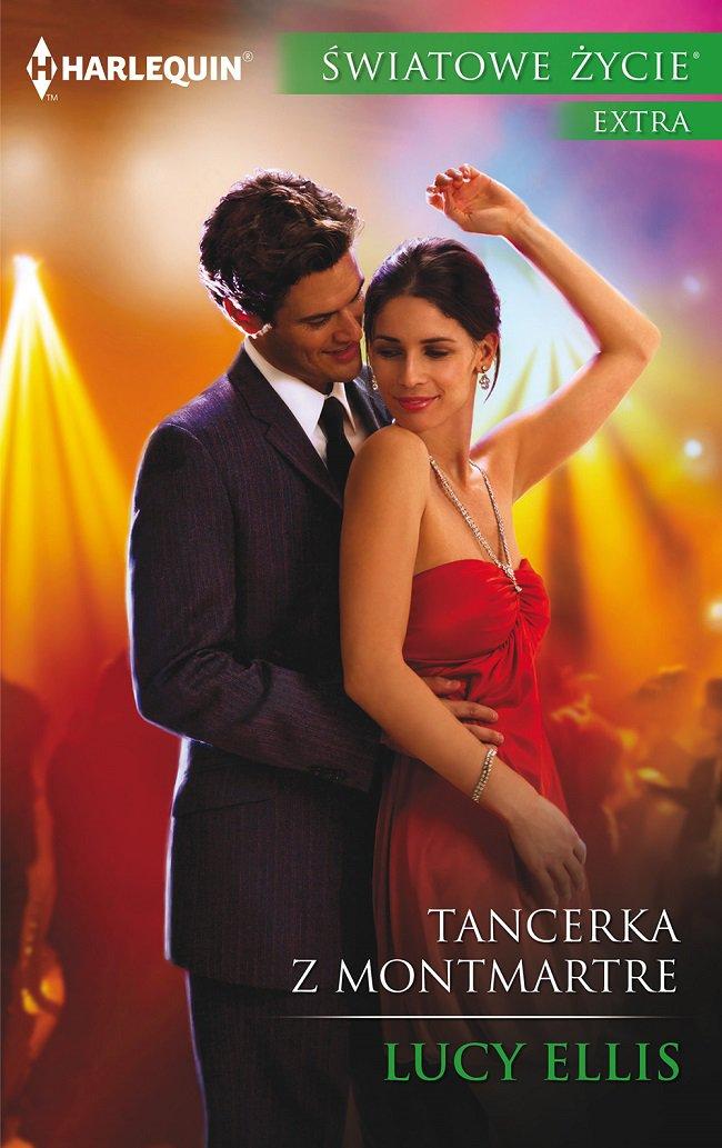 Tancerka z Montmartre - Ebook (Książka na Kindle) do pobrania w formacie MOBI