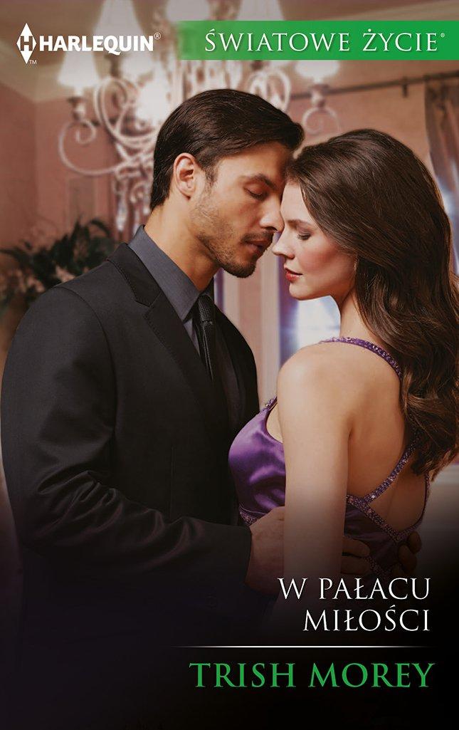 W pałacu miłości - Ebook (Książka na Kindle) do pobrania w formacie MOBI
