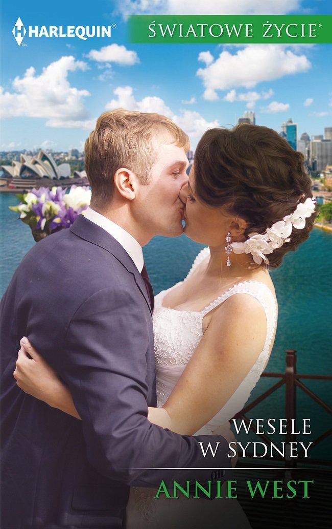 Wesele w Sydney - Ebook (Książka na Kindle) do pobrania w formacie MOBI