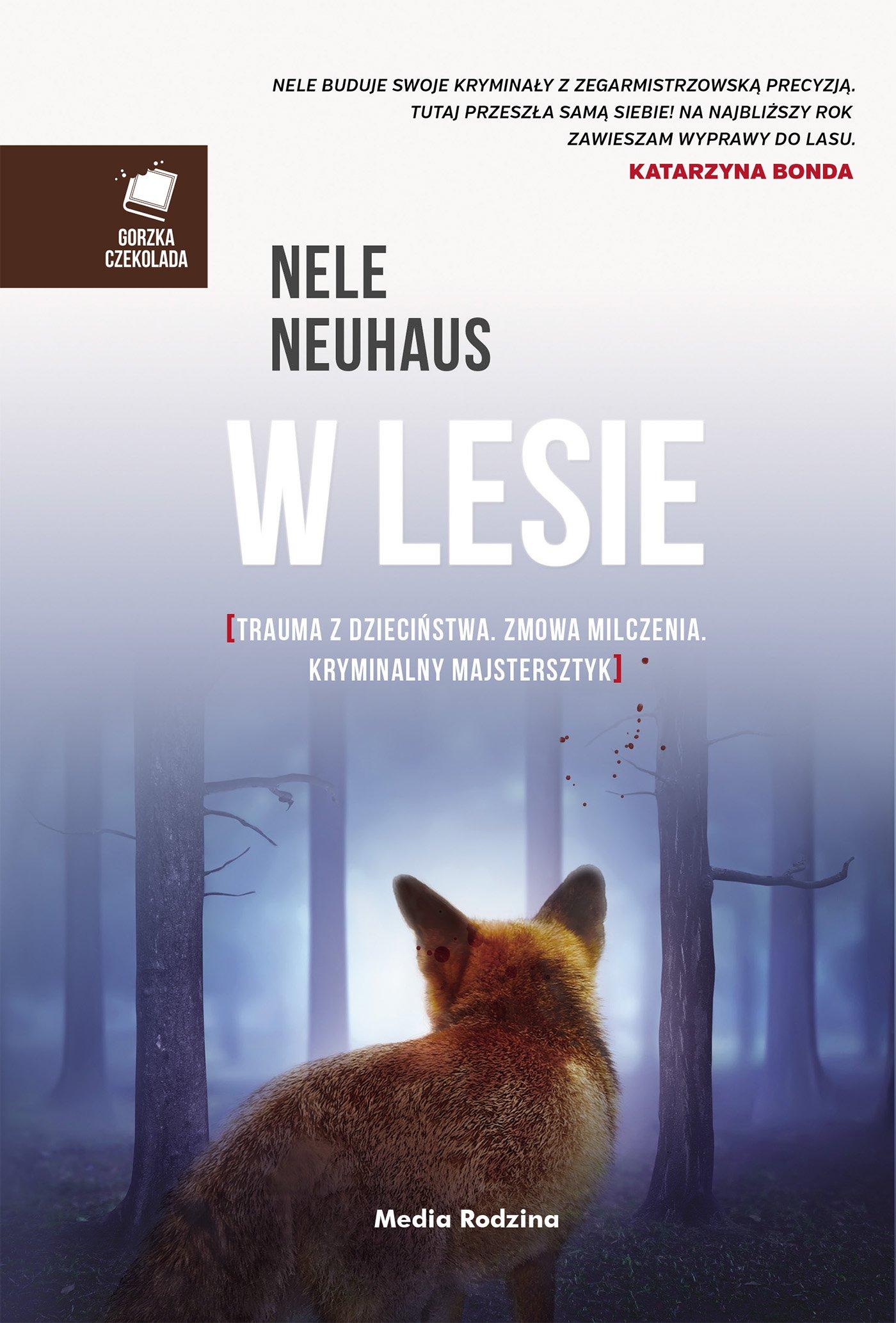 W lesie - Ebook (Książka EPUB) do pobrania w formacie EPUB