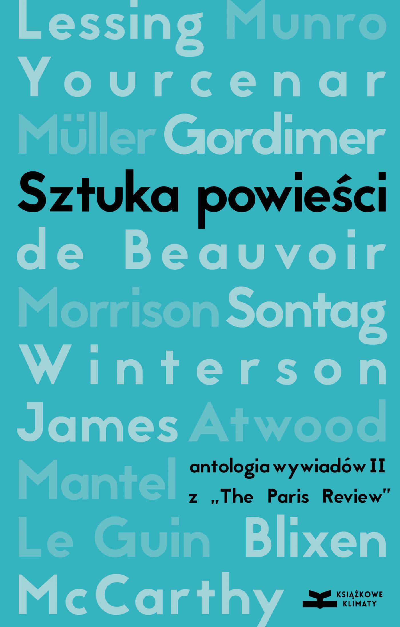 Sztuka powieści 2. Wywiady z pisarkami - Ebook (Książka na Kindle) do pobrania w formacie MOBI