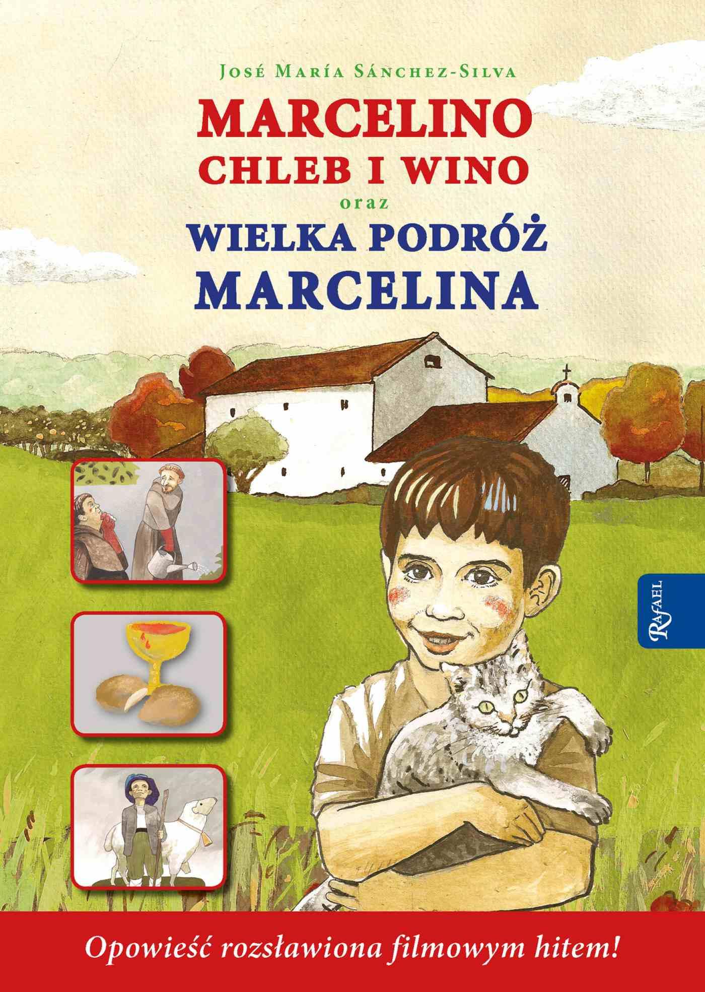 Marcelino Chleb i Wino - Ebook (Książka EPUB) do pobrania w formacie EPUB