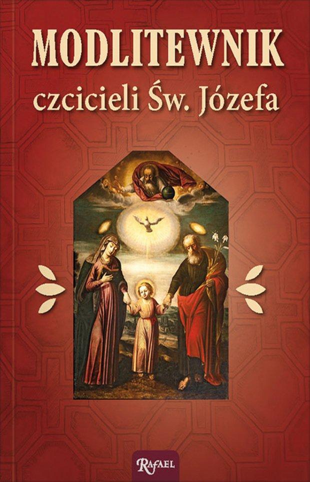 Modlitewnik czcicieli św. Józefa - Ebook (Książka PDF) do pobrania w formacie PDF