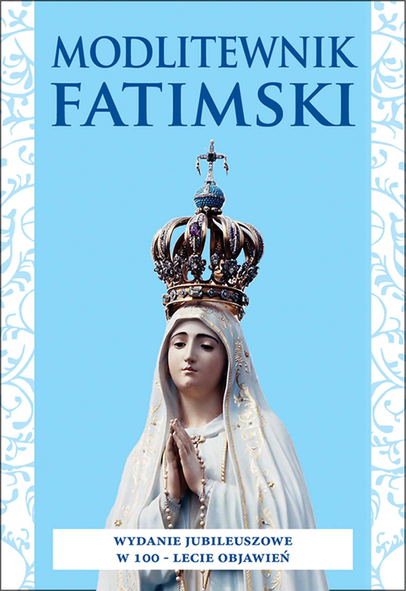 Modlitewnik fatimski - Ebook (Książka EPUB) do pobrania w formacie EPUB