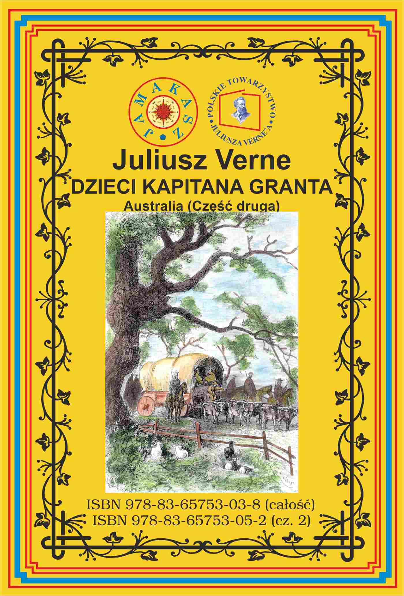Dzieci kapitana Granta. Część 2. Australia - Ebook (Książka PDF) do pobrania w formacie PDF