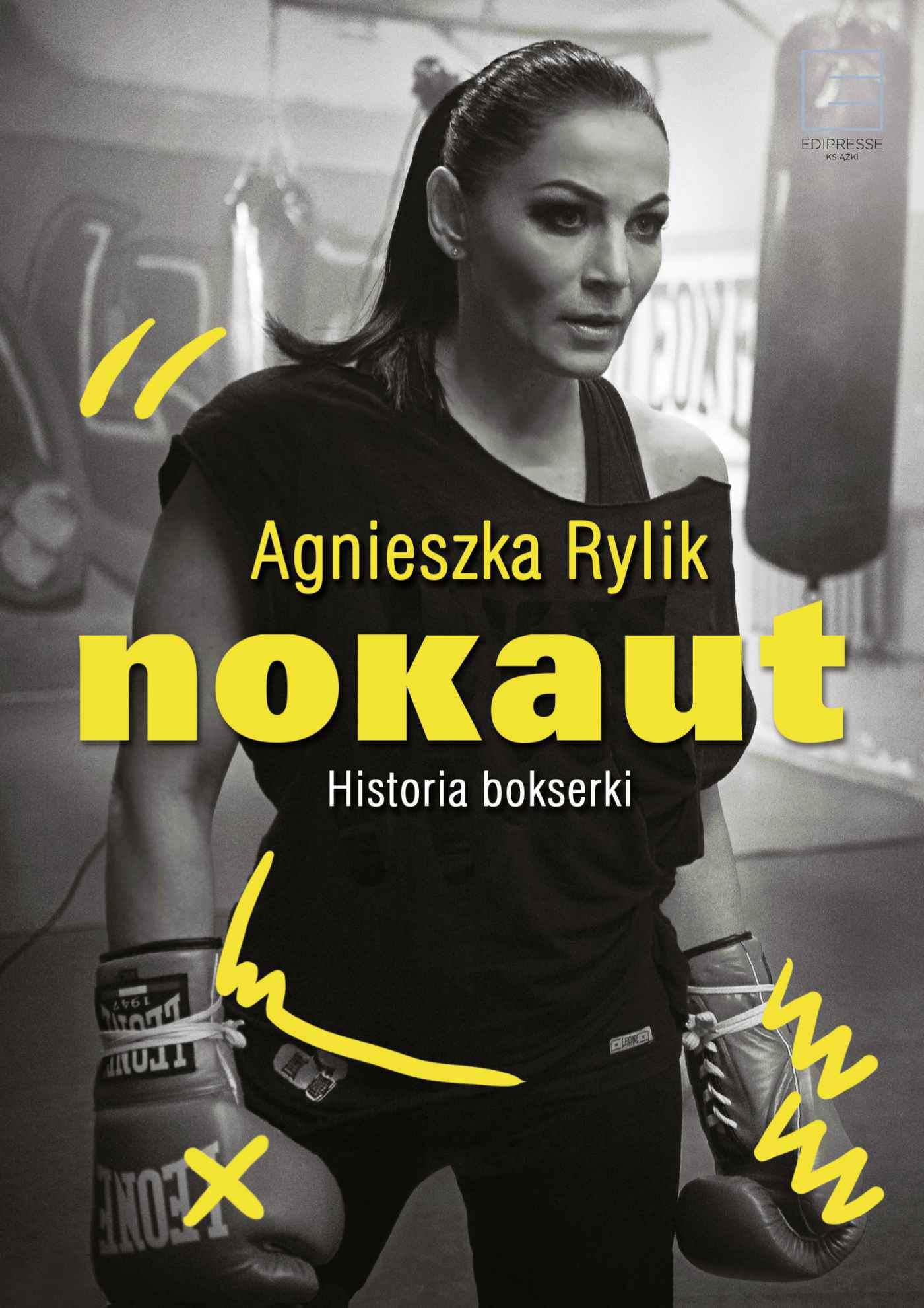 Nokaut. Historia bokserki - Ebook (Książka EPUB) do pobrania w formacie EPUB