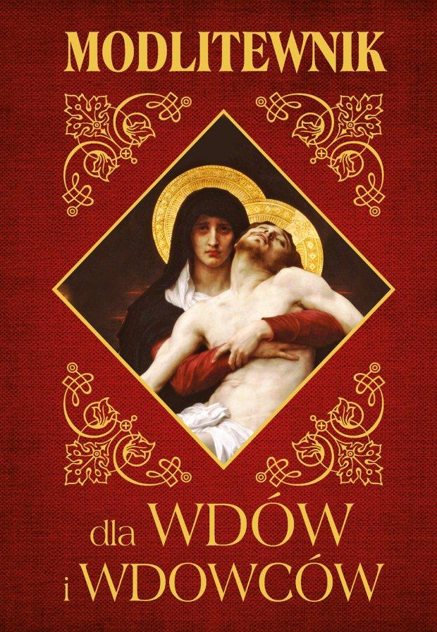 Modlitewnik dla wdów i wdowców - Ebook (Książka EPUB) do pobrania w formacie EPUB