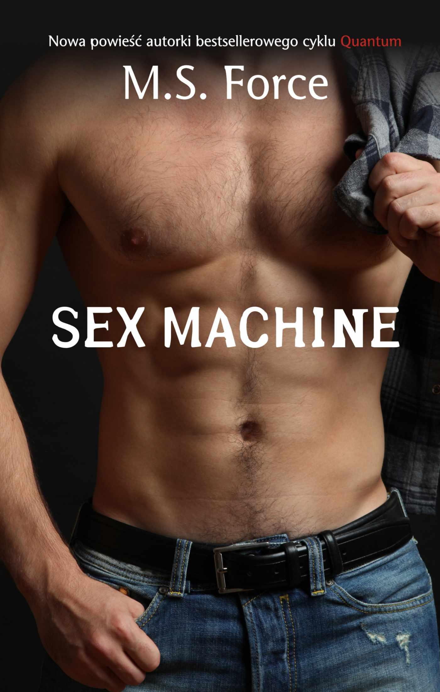 Sex Machine - Ebook (Książka na Kindle) do pobrania w formacie MOBI