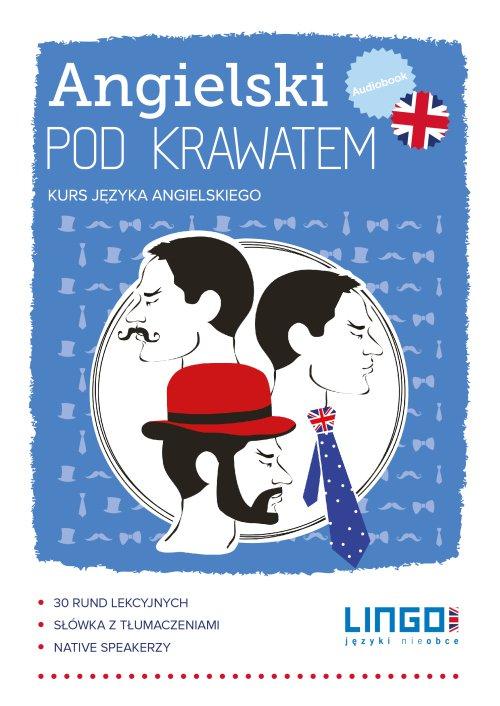 Angielski pod krawatem - Audiobook (Książka audio MP3) do pobrania w całości w archiwum ZIP