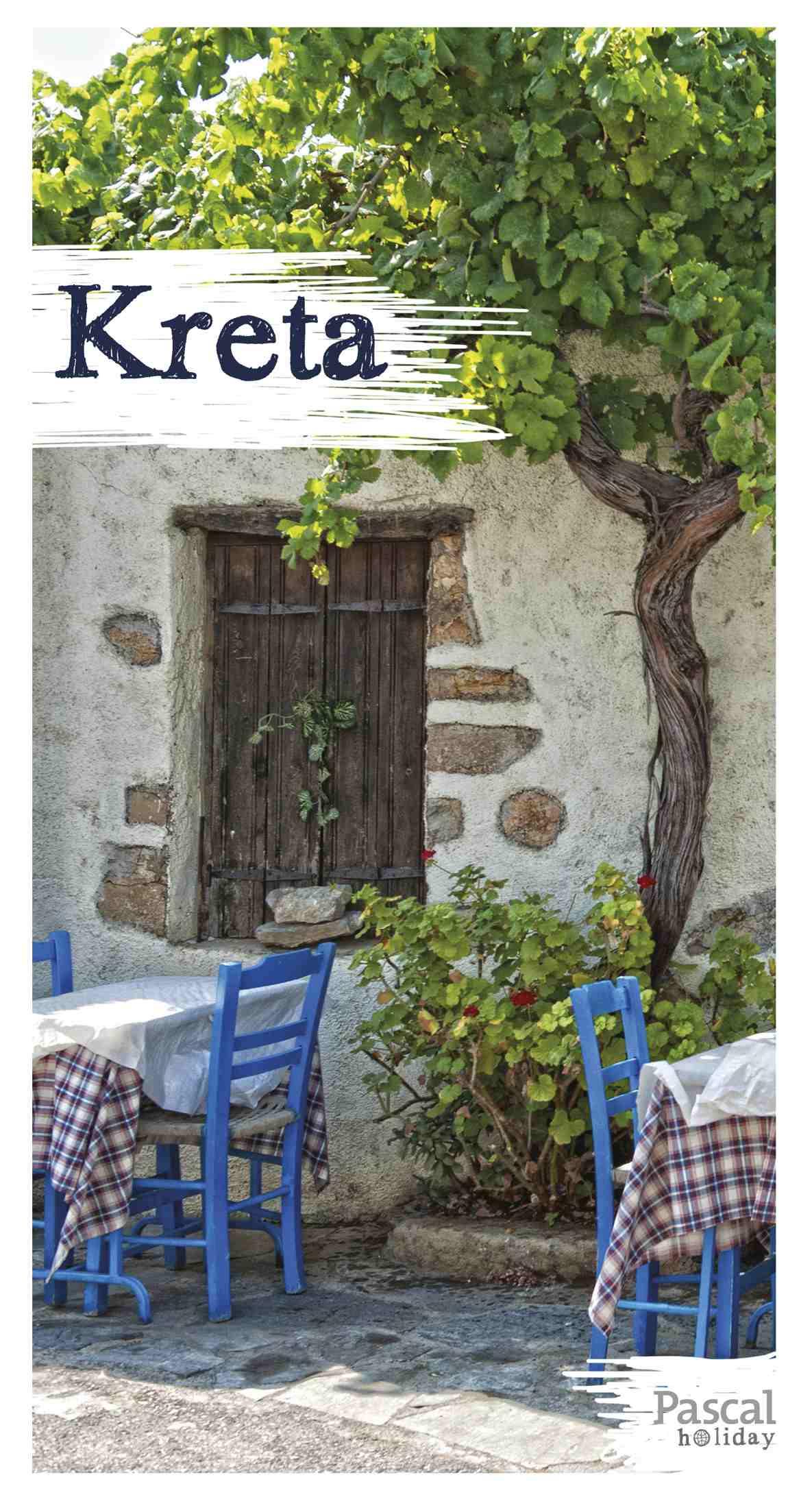 Kreta - Ebook (Książka EPUB) do pobrania w formacie EPUB