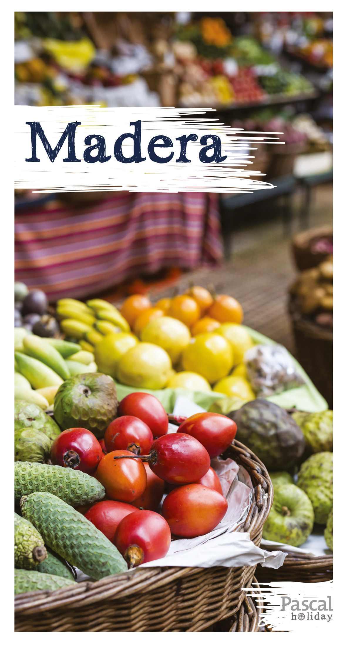Madera - Ebook (Książka EPUB) do pobrania w formacie EPUB