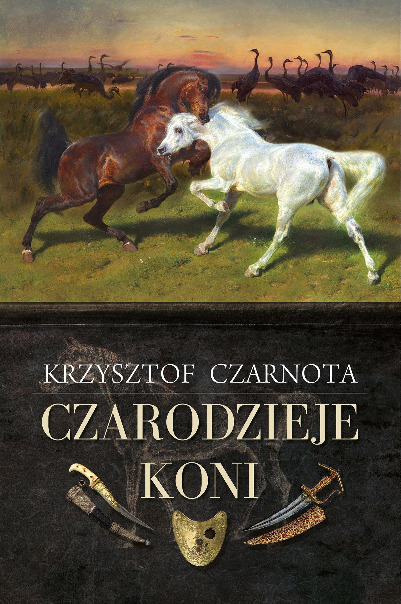 Czarodzieje koni - Ebook (Książka na Kindle) do pobrania w formacie MOBI