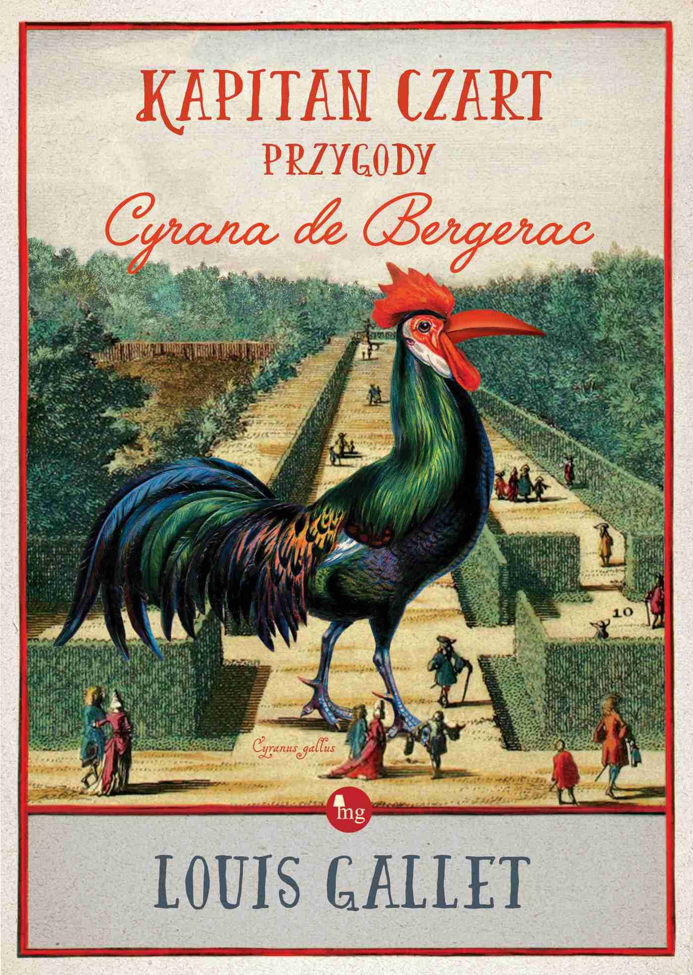 Kapitan Czart, przygody Cyrana de Bergerac - Ebook (Książka EPUB) do pobrania w formacie EPUB