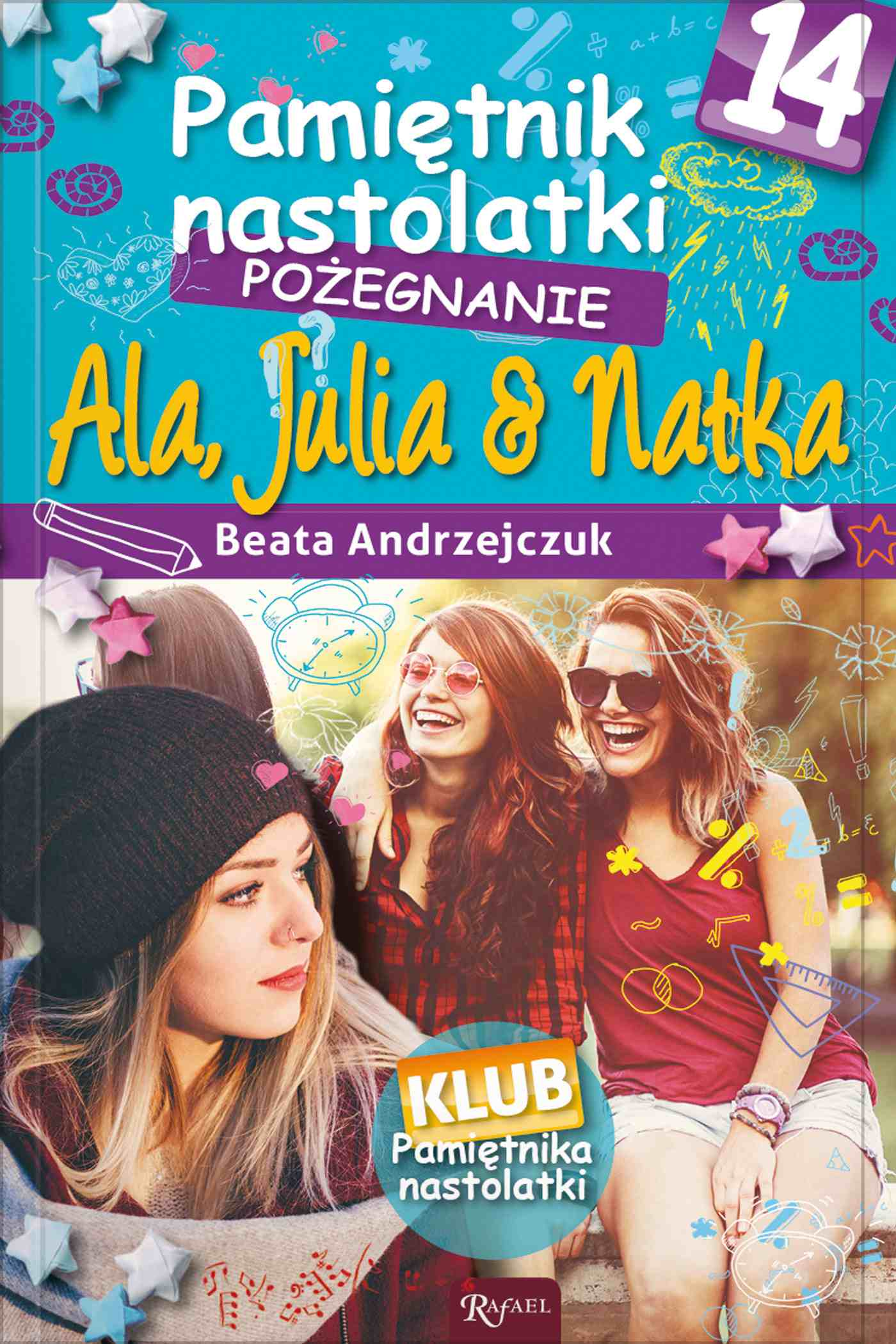 Pamiętnik nastolatki 14. Pożegnanie - Ebook (Książka EPUB) do pobrania w formacie EPUB