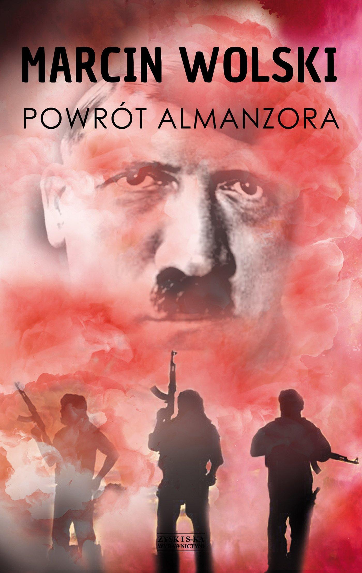 Powrót Almanzora - Ebook (Książka na Kindle) do pobrania w formacie MOBI