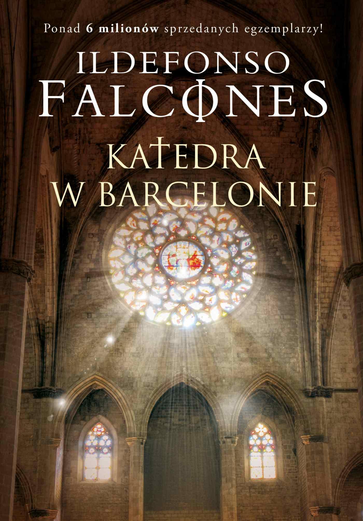 Katedra w Barcelonie - Ebook (Książka na Kindle) do pobrania w formacie MOBI