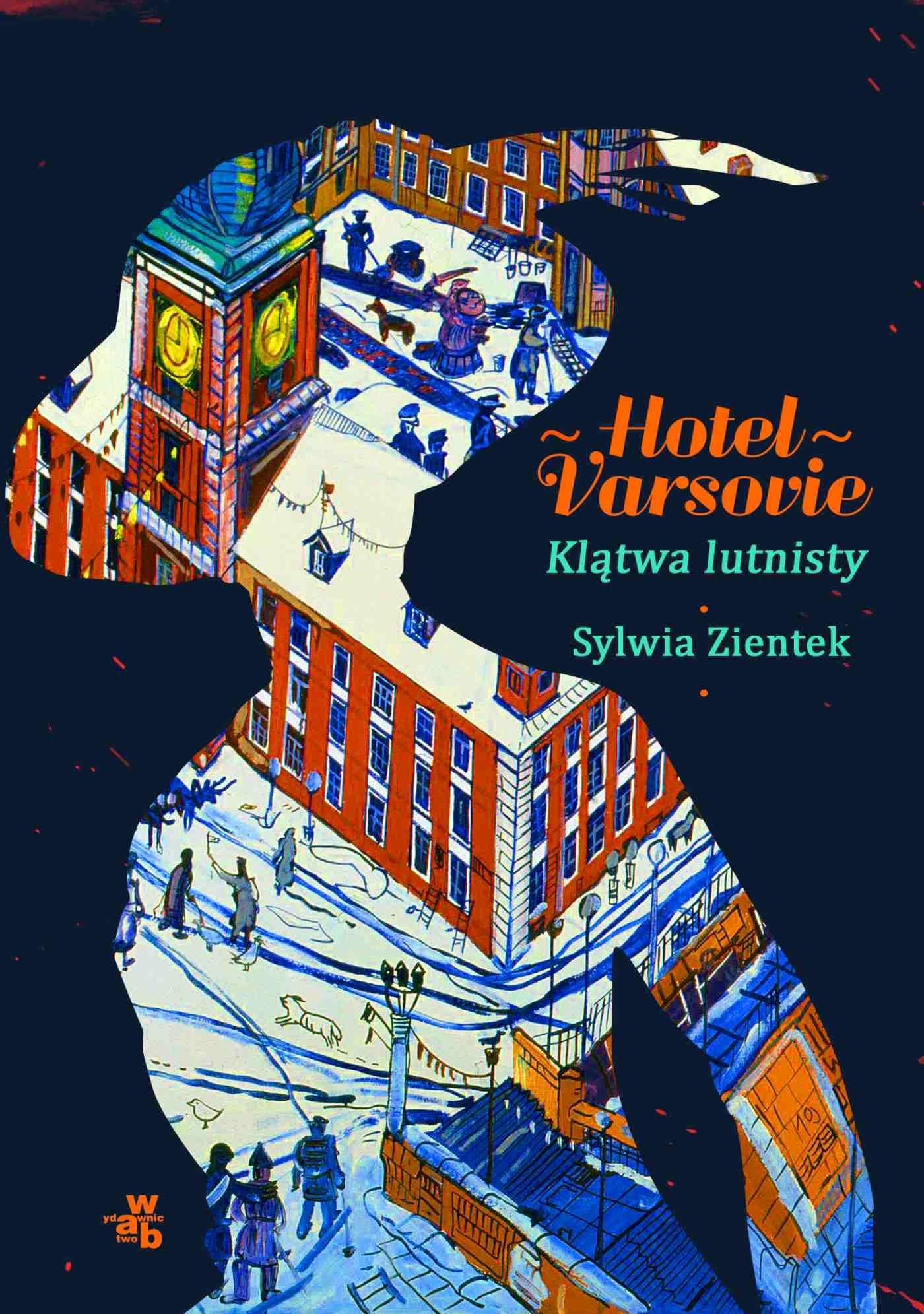 Hotel Varsovie. Klątwa lutnisty - Ebook (Książka na Kindle) do pobrania w formacie MOBI