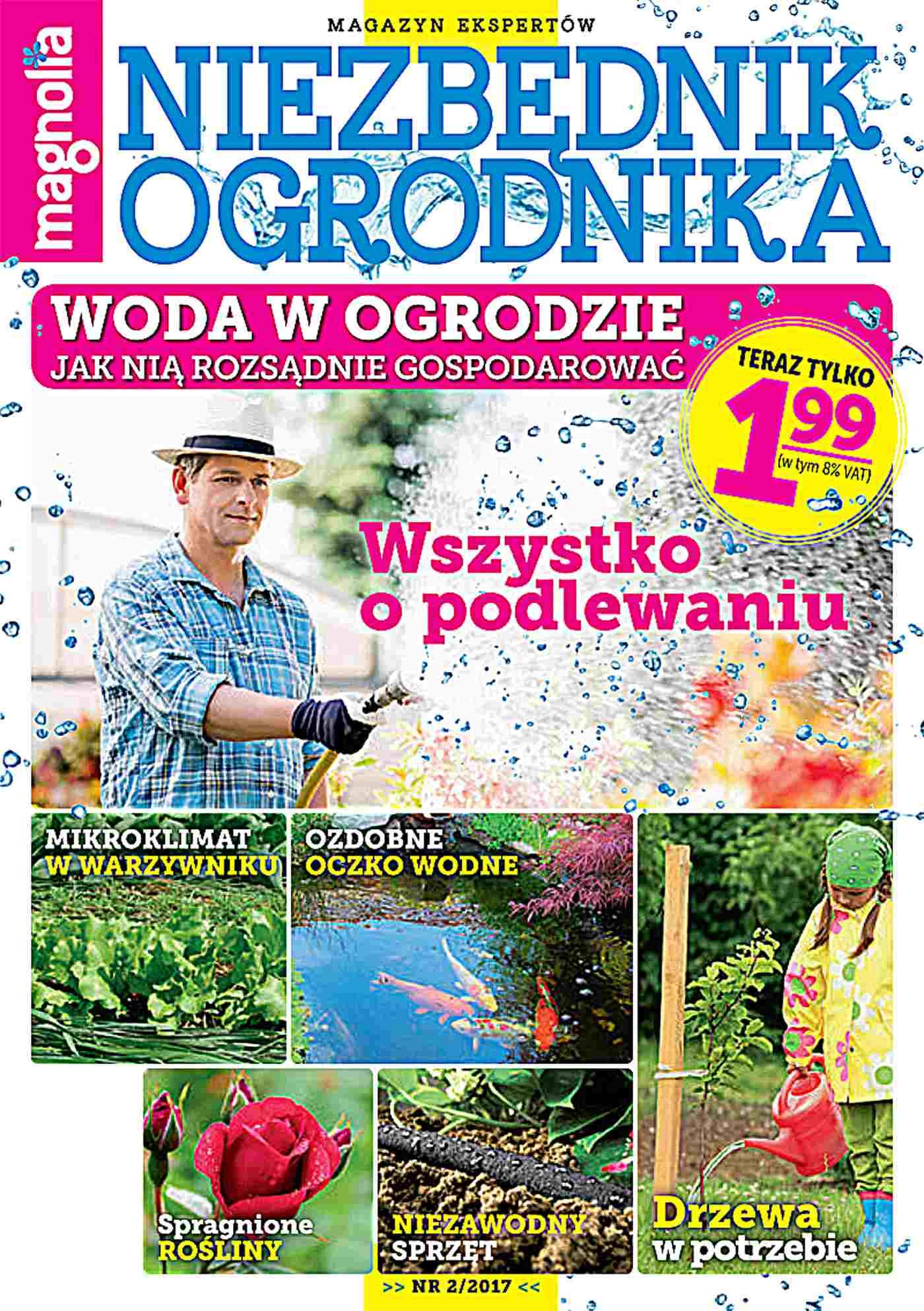 Niezbędnik Ogrodnika 2/2017 - Ebook (Książka PDF) do pobrania w formacie PDF