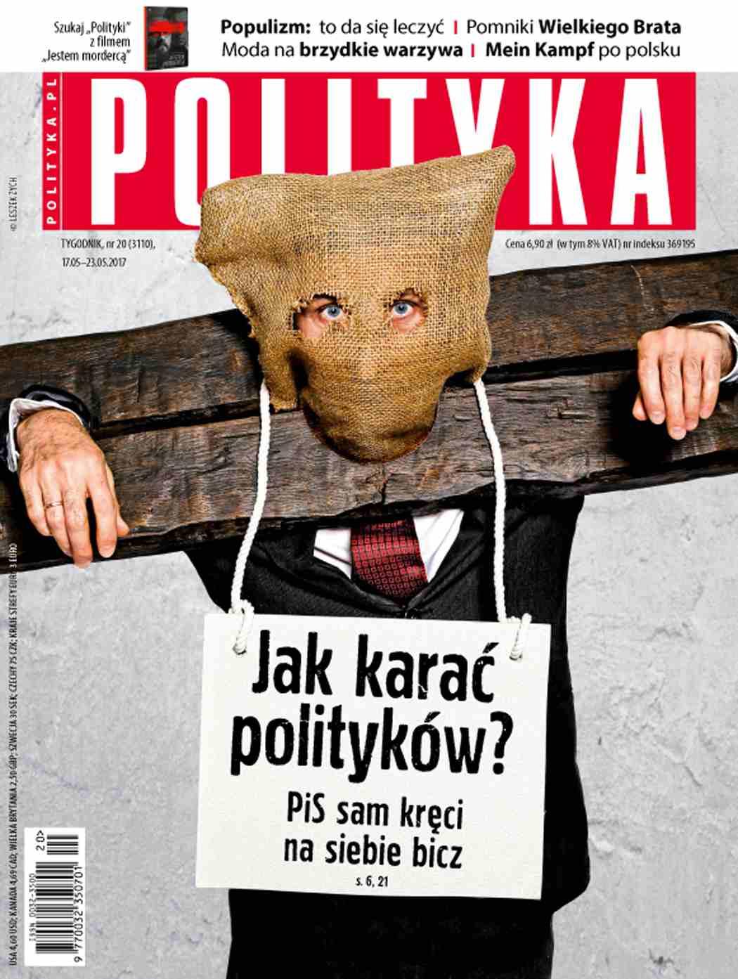 Polityka nr 20/2017 - Ebook (Książka PDF) do pobrania w formacie PDF