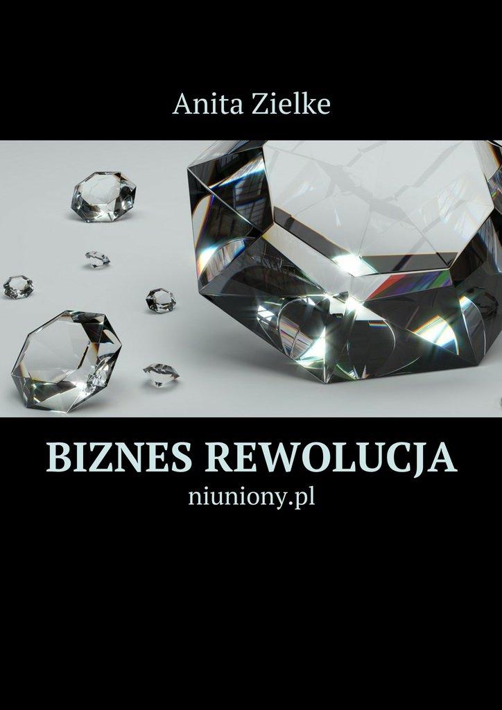 Biznes rewolucja - Ebook (Książka na Kindle) do pobrania w formacie MOBI
