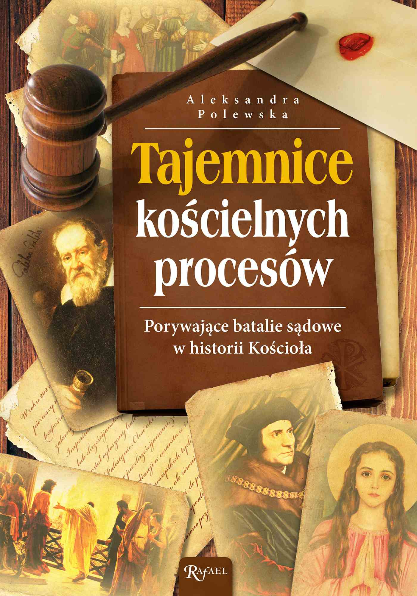 Tajemnice Kościelnych procesów - Ebook (Książka PDF) do pobrania w formacie PDF