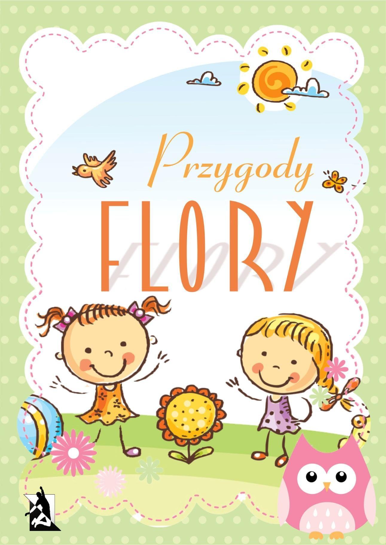 Przygody Flory - Ebook (Książka EPUB) do pobrania w formacie EPUB