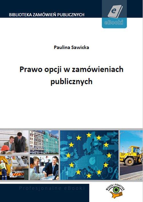 Prawo opcji w zamówieniach publicznych - Ebook (Książka PDF) do pobrania w formacie PDF