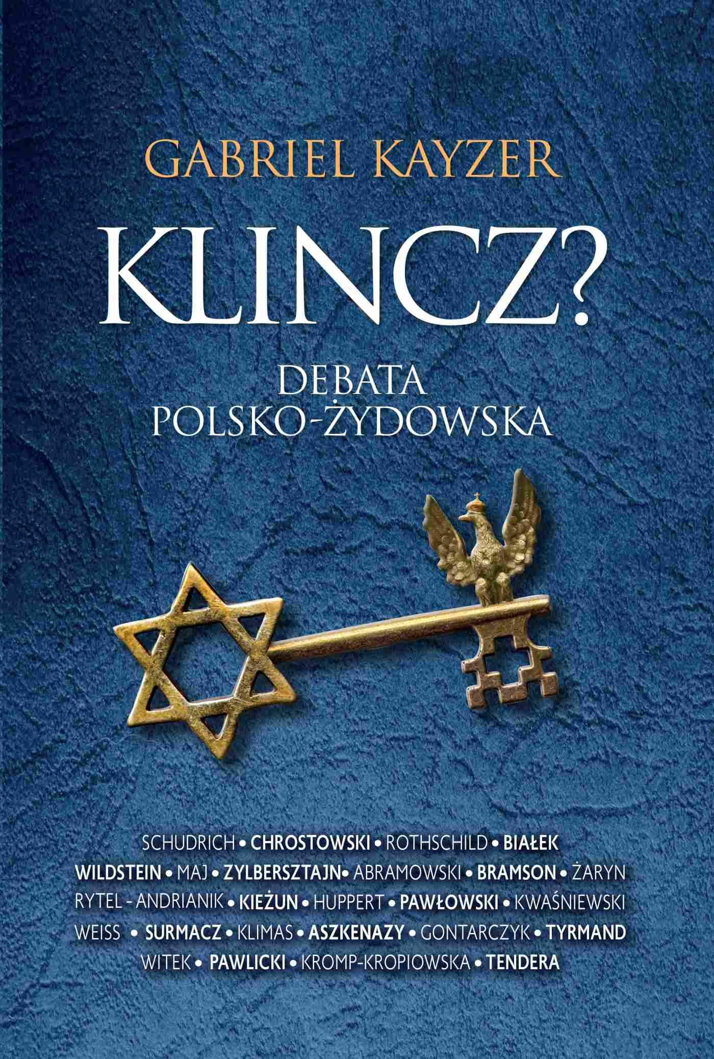 Klincz? Debata polsko - żydowska - Ebook (Książka na Kindle) do pobrania w formacie MOBI