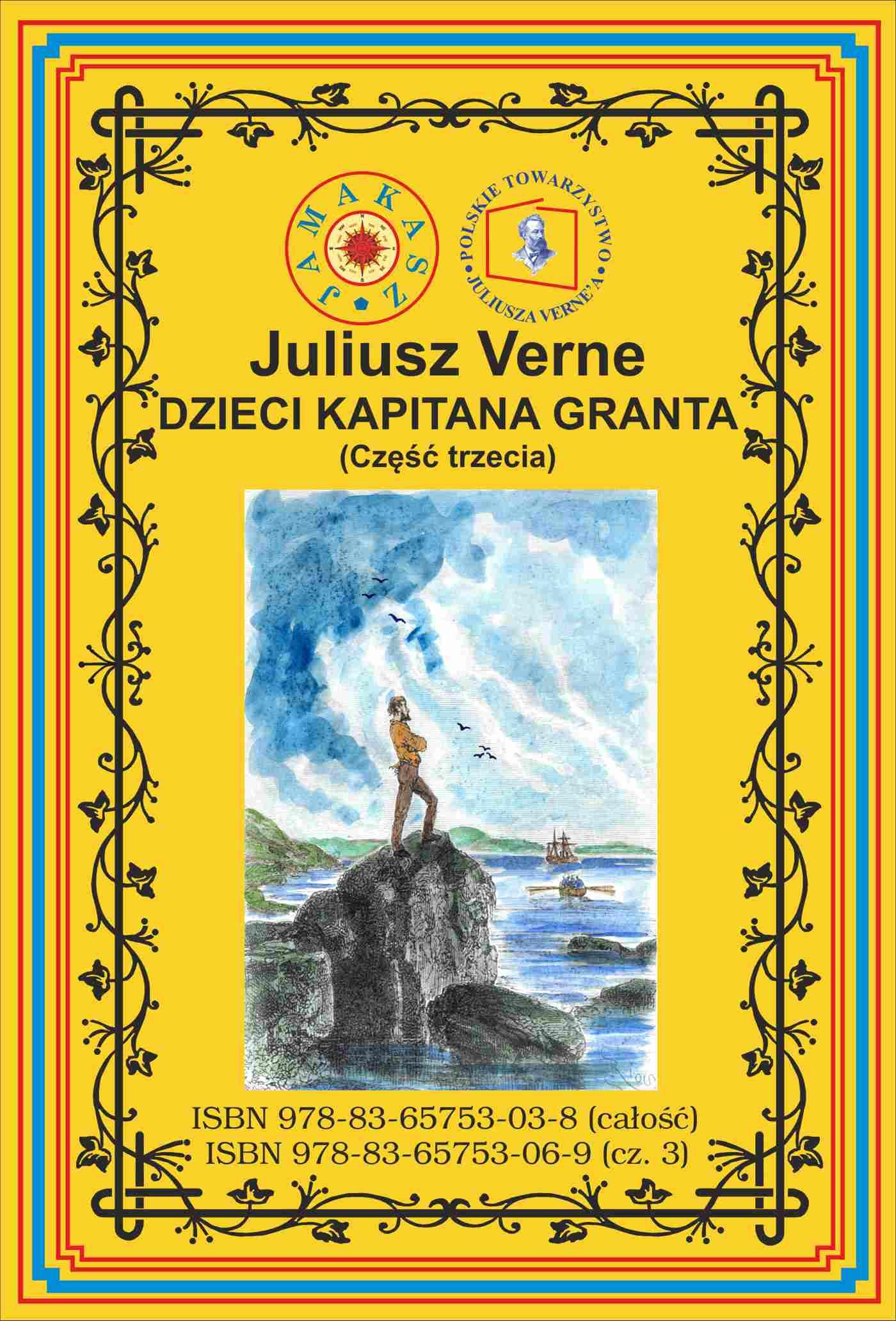 Dzieci kapitana Granta. Część 3.Ocean Spokojny - Ebook (Książka na Kindle) do pobrania w formacie MOBI
