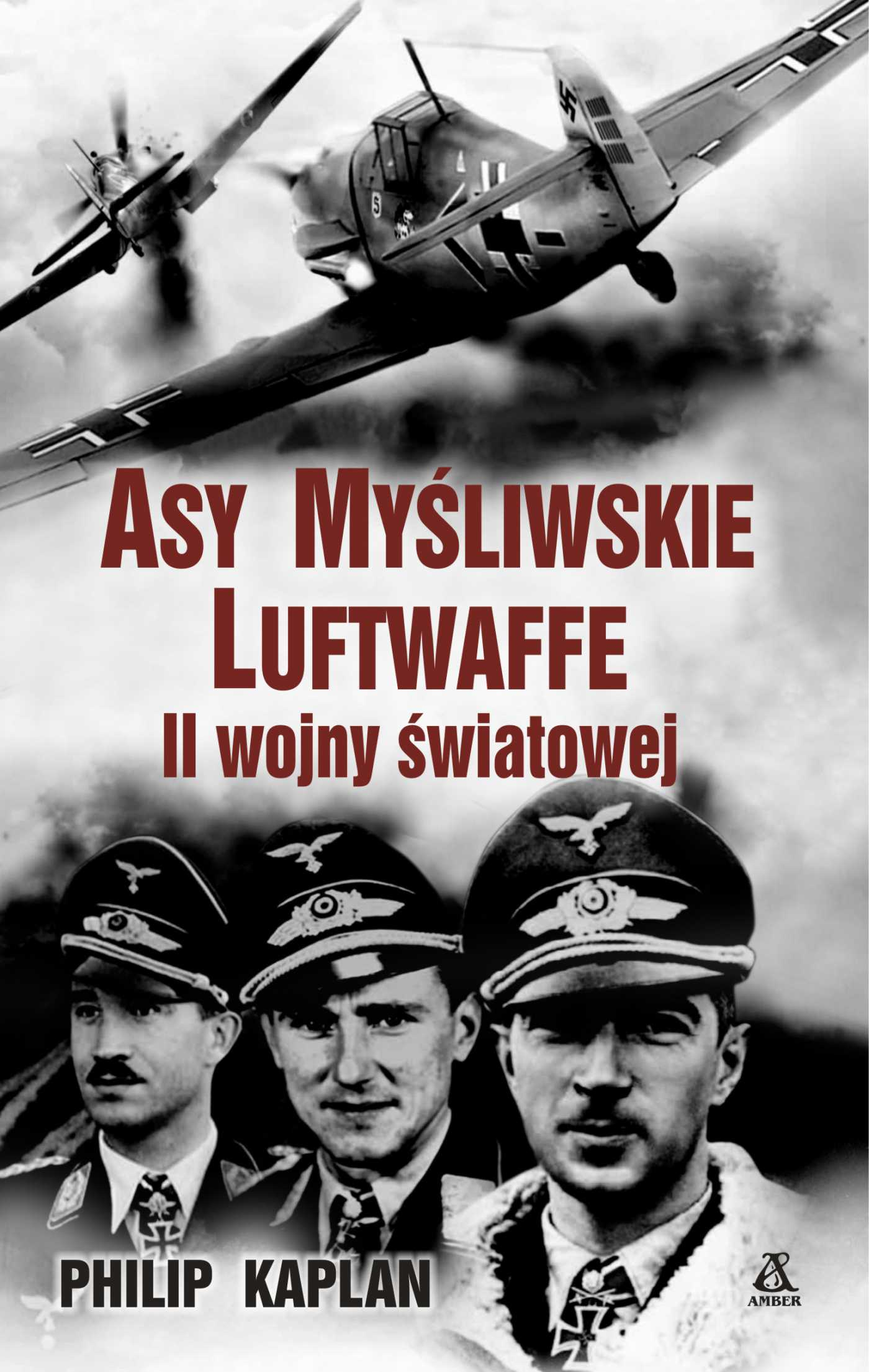 Asy myśliwskie Luftwaffe II wojny światowej - Ebook (Książka EPUB) do pobrania w formacie EPUB