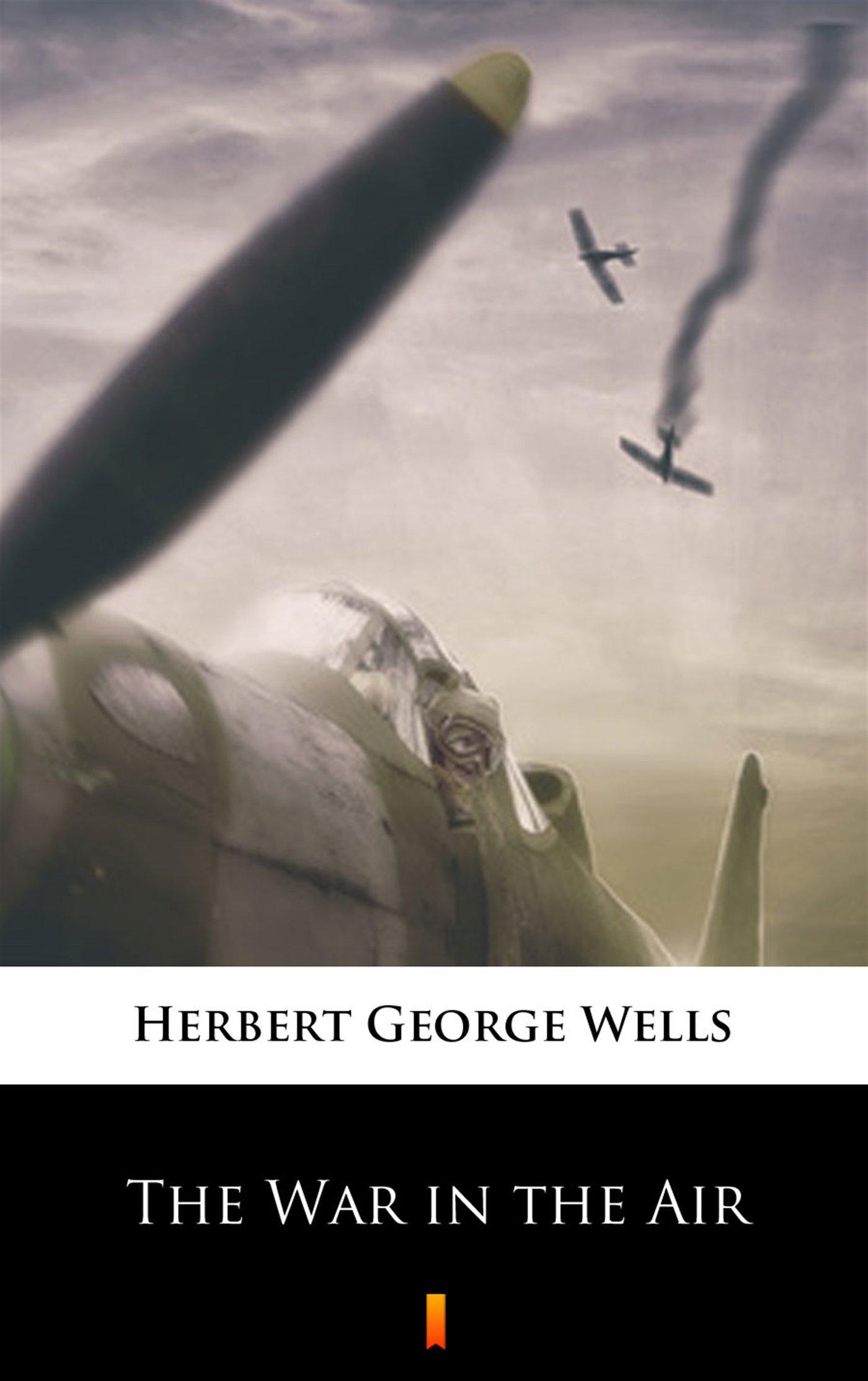 The War in the Air - Ebook (Książka na Kindle) do pobrania w formacie MOBI