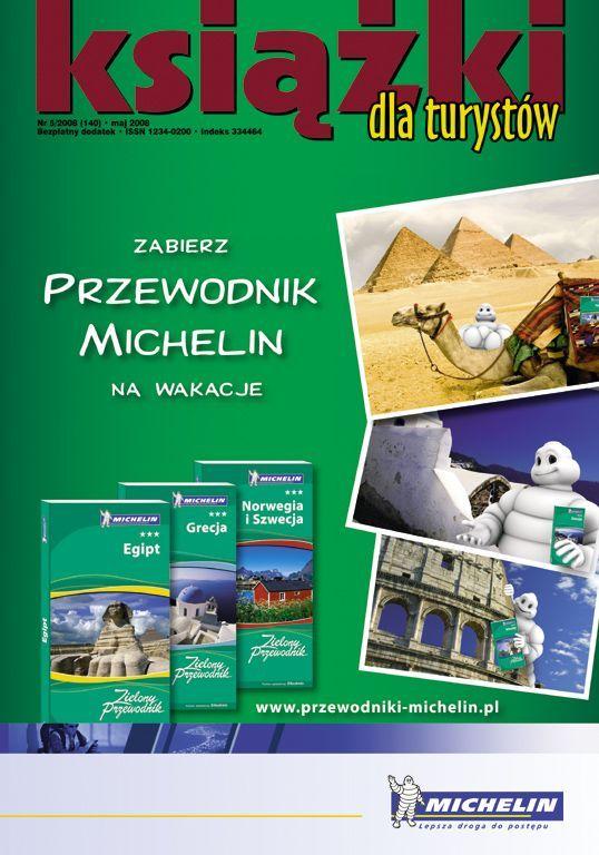Książki dla turystów Nr 5/2008 (140) - Ebook (Książka PDF) do pobrania w formacie PDF