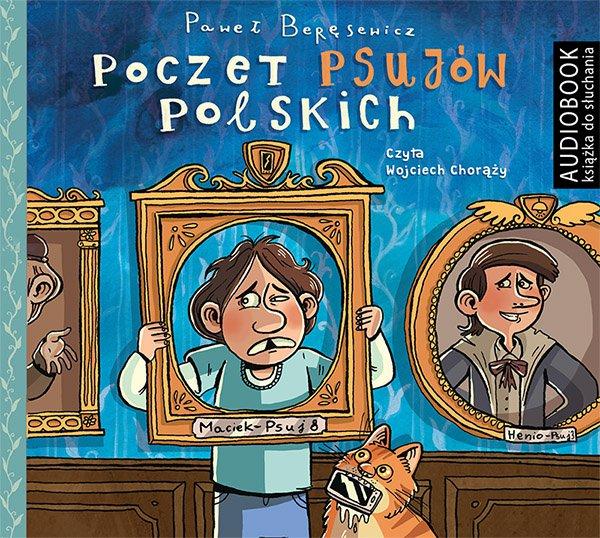 Poczet psujów polskich - darmowy fragment - Audiobook (Książka audio MP3) do pobrania w całości w archiwum ZIP