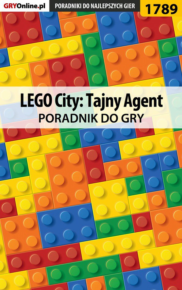 LEGO City: Tajny Agent - poradnik do gry - Ebook (Książka PDF) do pobrania w formacie PDF