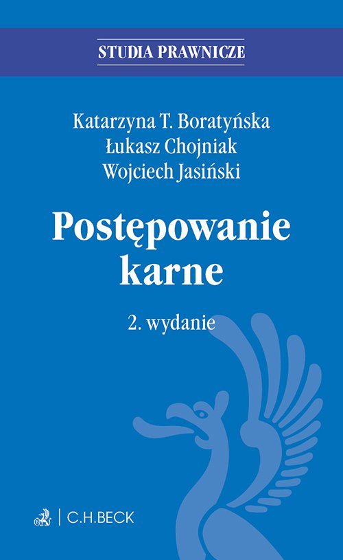 Postępowanie karne. Wydanie 2 - Ebook (Książka EPUB) do pobrania w formacie EPUB