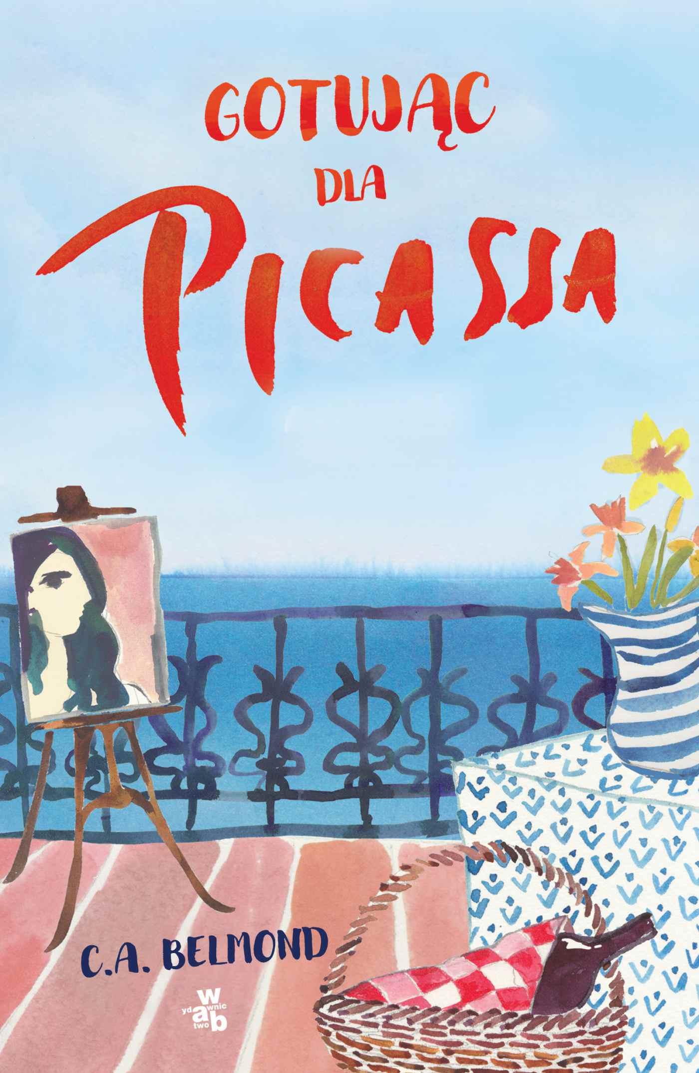Gotując dla Picassa - Ebook (Książka EPUB) do pobrania w formacie EPUB